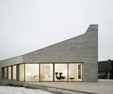 E20, house by Steimle Architekten BDA