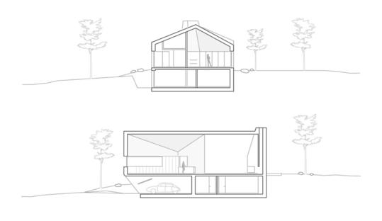 E20, house by Steimle Architekten BDA