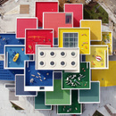 The LEGO House designed by BIG has opened in Billund, Denmark