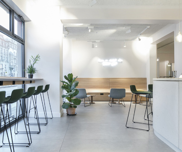 Hermann's Food Space in Berlin by Freehaus Design