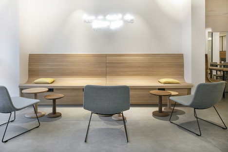 Hermann's Food Space in Berlin by Freehaus Design