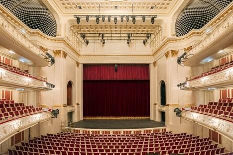 Reopening of Berlin's Staatsoper Unter den Linden