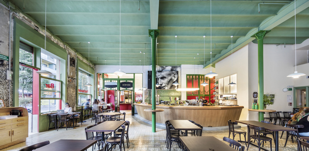 Flores & Prats Architects for Beazley Designs of the Year Award