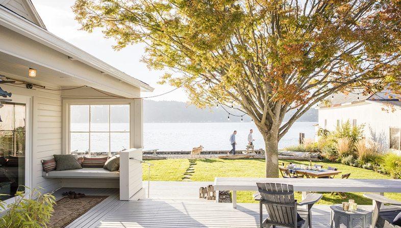 Maury Island Cabin di Hoedemaker Pfeiffer