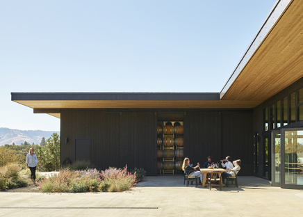 COR Cellars winery expansion by goCStudio