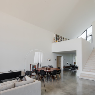 Quintessential forms for House in Ourém by Filipe Saraiva