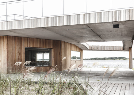 Nature rules with the Vestre Fjord Park by ADEPT