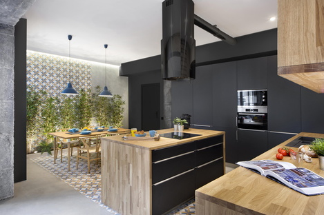 Poblenou in 3 acts, apartment designed by Egue y Seta