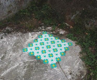 Floors, un progetto dell'artista catalano Javier de Riba