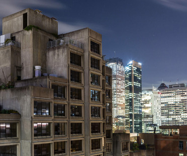 Exhibition at the DAM: SOS Brutalism. Save the Concrete Monsters!