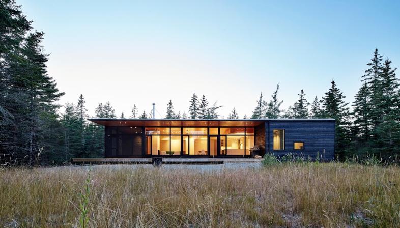 Nova Tayona Architects and the Lockeport Beach House