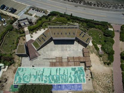 Penghu Qingwan Cactus Park, Taiwan by CCL Architects & Planners
