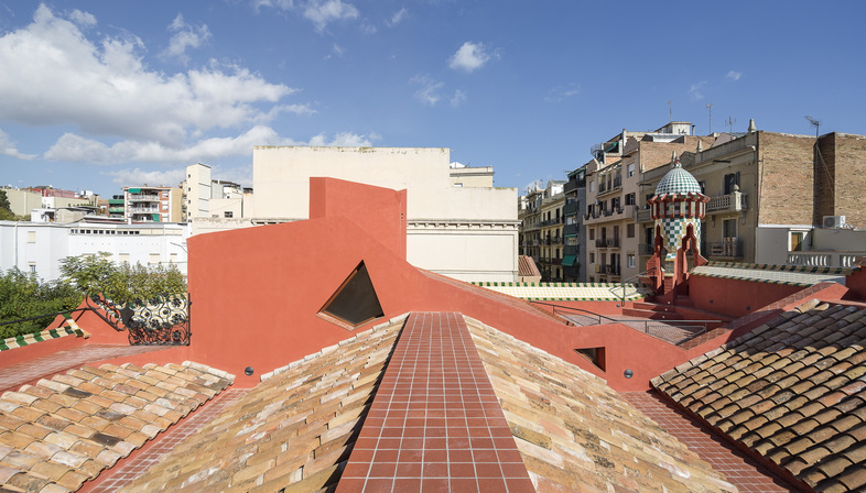 Reopening of Casa Vicens, Antoni Gaudì's first major work