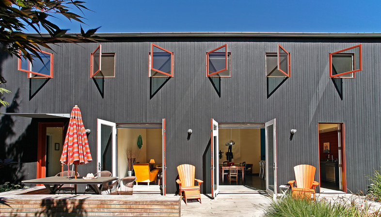 House for mother and daughter, Hutchison & Maul Architecture