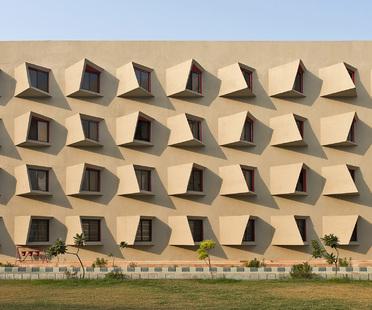 The Street, hostel by Sanjay Puri Architects