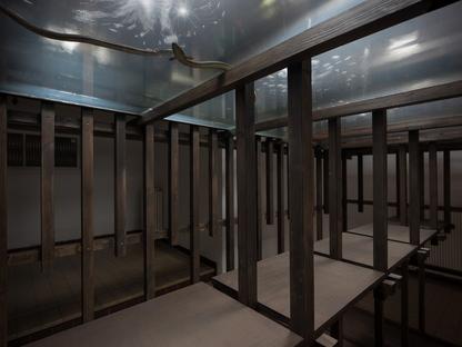 Aquaponic Eel Bar by Leopold Bianchini
