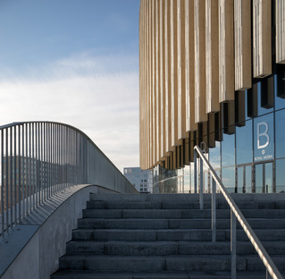 3XN and the Royal Arena, Copenhagen