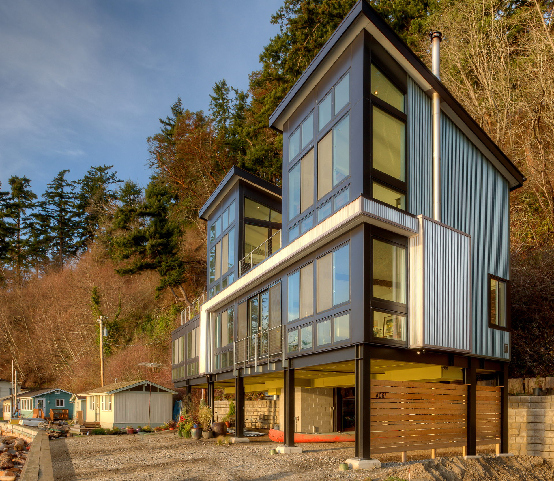 Saratoga Hill House By Designs Northwest Architects Livegreenblog