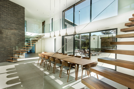 The Elements, a house for lots of friends by AR Design Studio