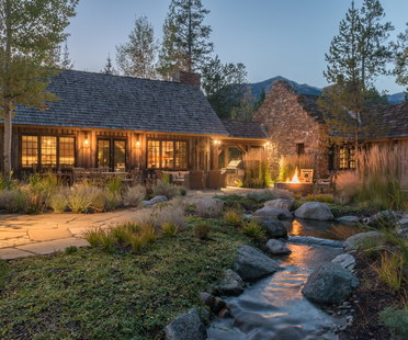 JLF Architects designs an extension in Jackson Hole, Wyoming