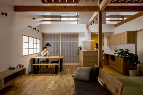Kojyogaoka House, Hearth Architects