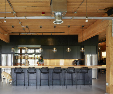 goCStudio redesigns the Substantial spaces in Seattle