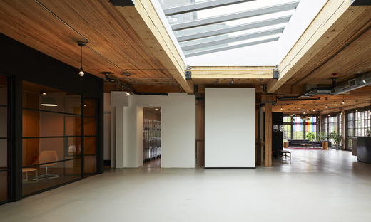 goCStudio redesigns the Substantial spaces in Seattle