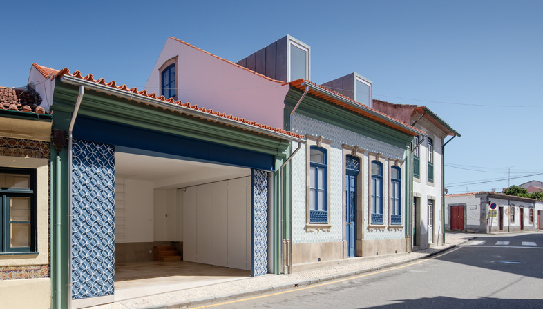 Nelson Resende, a house in Ovar, Portugal