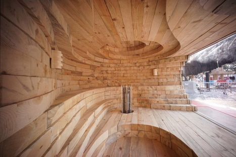 Sauna Kolo by Avanto Architects and Hiroko Mori