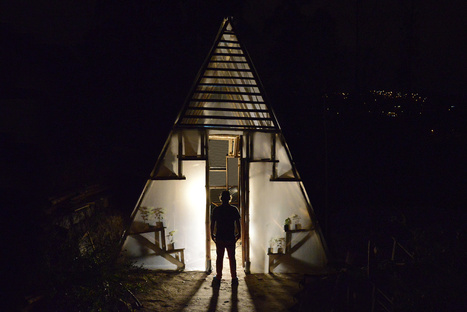 The Triangle of the Vegetables by Natura Futura Arquitectura