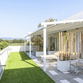 Hotel Tenda Rossa renovation on the Tuscany coastline