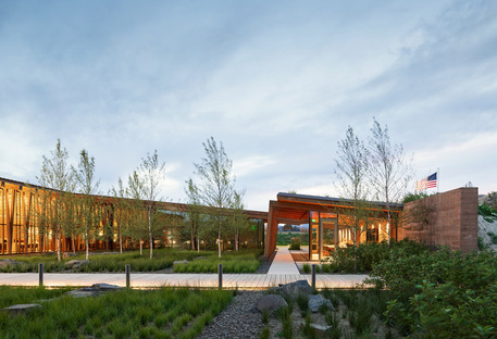 Graham Baba Architects wins a 2018 AIA Institute Honor Award