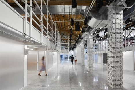 XCoD designed Unfinished Space in Shanghai