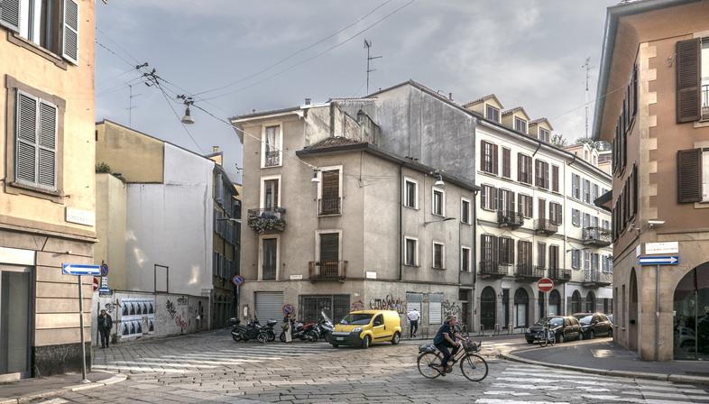 Exhibition Prima visione. I fotografi e Milano