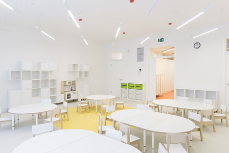 Award-winning kindergarten designed by Buromoscow
