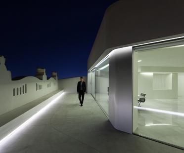 Fran Silvestre Arquitectos renews a 1905 building