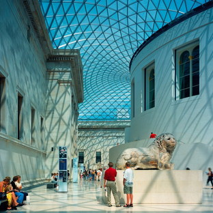 Exhibition Fostering Society: Foster + Partners