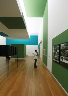 COR Arquitectos colours Álvaro Siza, Serralves museum