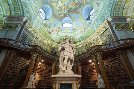 Vienna, 650 years of the Austrian National Library