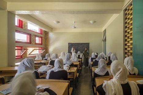 2018 AIA Awards Gohar Khatoon Girls' School in Afghanistan