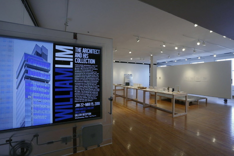 Exhibition - William Lim, The Architect and His Collection
