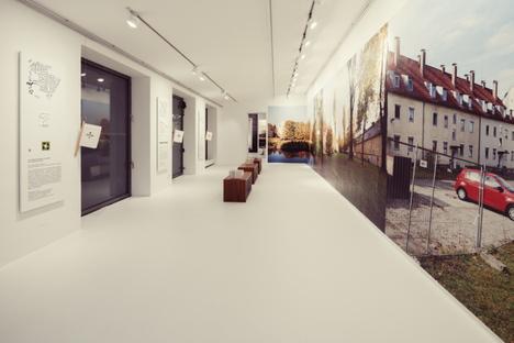 Form follows Position, Zillerplus at the Architekturgalerie München