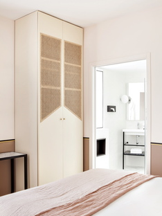 Hotel Doisy in Paris with interiors by BR Design Intérieur