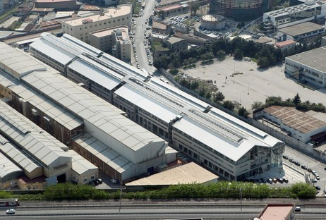 vulcanica architettura and the Brin69 project in Naples