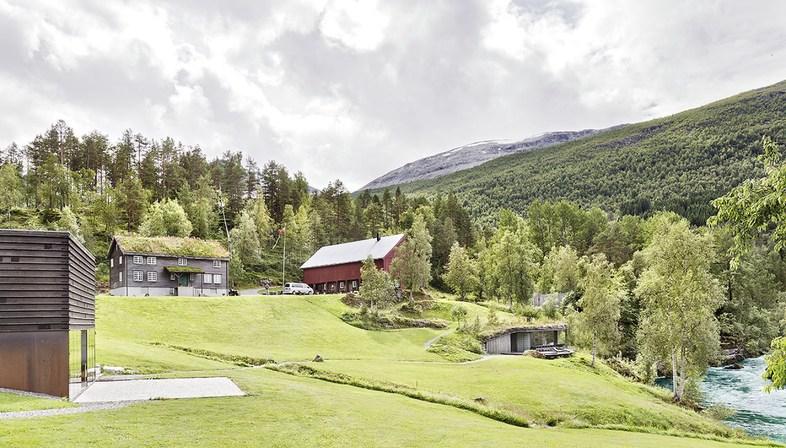 Juvet Landscape Hotel by Jensen & Skodvin