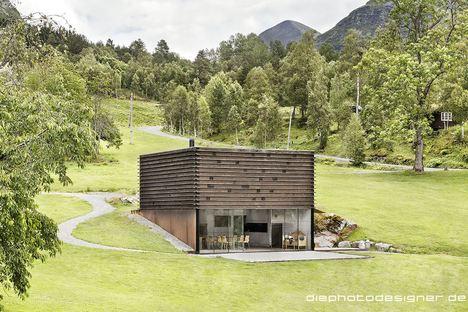 Juvet Landscape Hotel by Jensen & Skodvin - Juvet Landscape Hotel By Jensen & Skodvin Livegreenblog