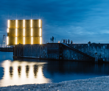 Sports recycling: Water Sports Center Halsskov by Sweco Architects