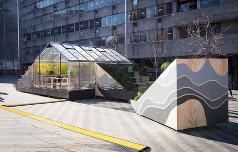 An itinerant design studio in Madrid