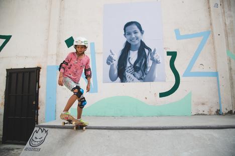 Skateistan, a new Skate School in Phnom Penh