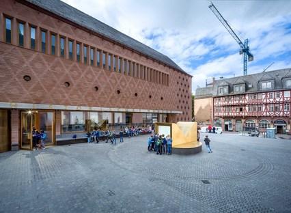 Kossmann.dejong for the Historical Museum of Frankfurt